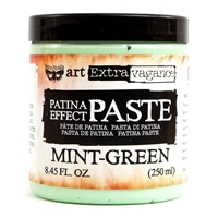 Picture of Finnabair Art Extravagance Patina Effect Paste - Mint Green