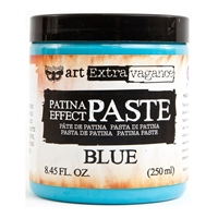 Picture of Finnabair Art Extravagance Patina Effect Paste - Blue