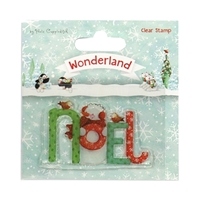 Εικόνα του Helz Cuppleditch Wonderland Clear Stamps