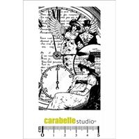 Εικόνα του Cling Stamp A7 - Σφραγίδα - Collage Romantique