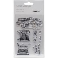 """Picture of Kaisercraft Clear Stamps 6""""X4"""" - Cherry Tree Lane"""