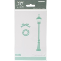 Picture of Kaisercraft Decorative Die - Lamp Post Christmas