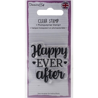 Εικόνα του Dovecraft Clear Stamp - Happy Ever After