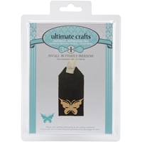 Εικόνα του Μητρα Κοπης Ultimate Crafts Die - Butterfly Freedom