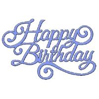 Εικόνα του Μητρα Κοπης Sweet Dixie Dies - Happy Birthday