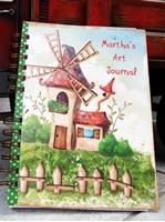 Εικόνα του Journal - Windmill