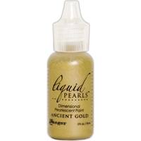 Picture of Liquid Pearls Ancient Gold