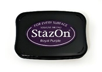 Picture of Stazon Ink Pad - Royal Purple