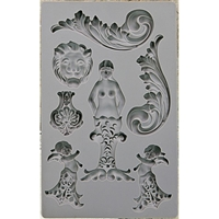 Picture of Iron Orchid Designs Vintage Art Decor Mould - Nautica 2