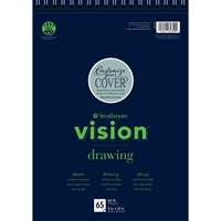 """Εικόνα του Strathmore Vision Drawing Pad 9""""X12"""""""