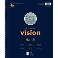 """Εικόνα του Strathmore Vision Sketch Pad 11""""X14"""""""