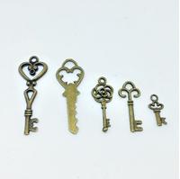 Picture of Vintage Keys - Set 2