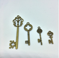 Picture of Vintage Keys - Set 3