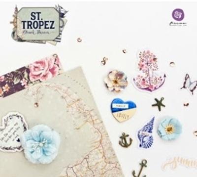 Είστε έτοιμες για μια βόλτα στο St Tropez;