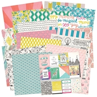 "Picture of Crate Paper Paper Pad 12""X12"" - Maggie Holmes Carousel"