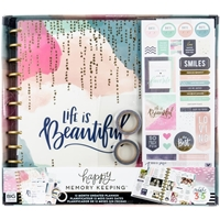 Picture of Happy Planner 12-Month Big Planner Box Kit - Life Is Beautiful
