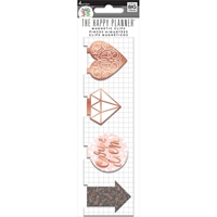 Picture of Create 365 Happy Planner Magnetic Clips - Rose Gold