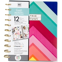 Picture of Happy Memory Keeping Undated 12-Month Big Planner - True Story