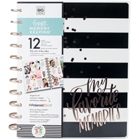 Picture of Happy Memory Keeping Undated 12-Month Big Planner - My Favorite Memories