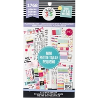 Picture of Create 365 Happy Planner Sticker Value Pack - Planner Basics Mini