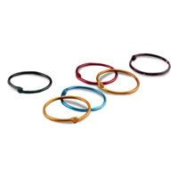 Εικόνα του Κρικοι Βιβλιοδεσιας Χρωματιστοί 1.5'' - Book Rings