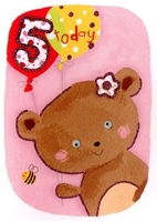Picture of Eye Spy Greeting Cards - Age 5 Bear