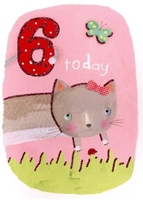 Picture of Eye Spy Greeting Cards - Age 6 Cat