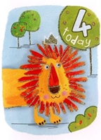 Picture of Eye Spy Greeting Cards - Age 4 Lion
