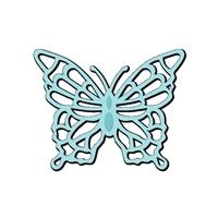 Εικόνα του Μητρα Κοπης Sweet Dixie Mini Dies - Delicate Butterfly