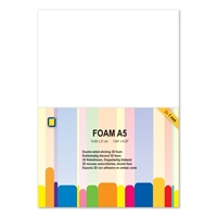 Εικόνα του Double Sided Foam Sheet A5 - 1 mm