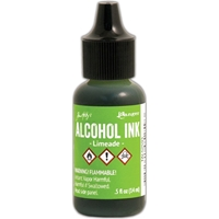 Picture of Tim Holtz Alcohol Ink - Limeade