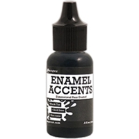 Picture of Enamel Accents - Black Tie