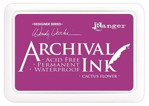 Picture of Μελάνι Ranger Archival Ink - Cactus Flower