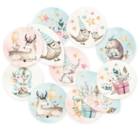 Picture of Cute & Co. Decoration Tags No. 1