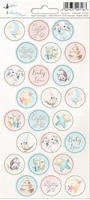 Picture of Cute & Co. Sticker Sheet No. 3