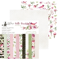Picture of Hello Beautiful Collection Pad 6''X6''