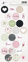 Picture of Hello Beautiful Sticker Sheet No. 3