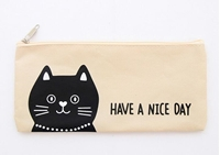 Picture of Have a Nice Day Pencil Case - Cat