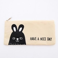 Picture of Have a Nice Day Pencil Case - Bunny
