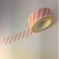 Picture of Washi Tape - Red Stripes