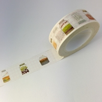 Picture of Washi Tape - Jars