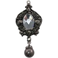 Εικόνα του Tim Holtz Assemblage Pendant - Μενταγιόν - Jeweled Pendulous