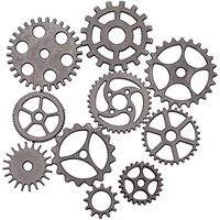 Picture of Tim Holtz Assemblage Links - Gears/Cogs