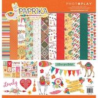 """Εικόνα του PhotoPlay Collection Pack 12""""X12"""" - Paprika"""
