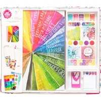 Εικόνα του Jane Davenport Planner Box Kit - Color Wheel