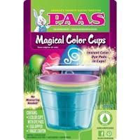 Εικόνα του PAAS Color Cups Magical -Κιτ Βαφής Αυγών