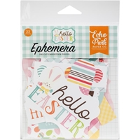 Εικόνα του Hello Easter Cardstock Die-Cuts
