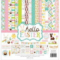 "Εικόνα του Echo Park Collection Kit 12""X12"" - Hello Easter"