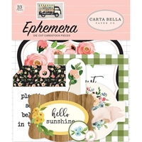 Εικόνα του Spring Market Cardstock Die-Cuts
