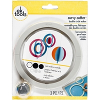 Εικόνα του EK Tools Curvy Cutter Double Circle Maker